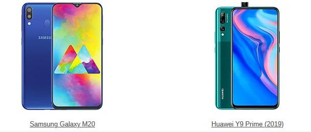 en iyi giris seviyesi telefonlar ucuz samsung galaxy m20 ve huawei y9 prime 2019 - 2019'un En İyi Telefonları Belli Oldu