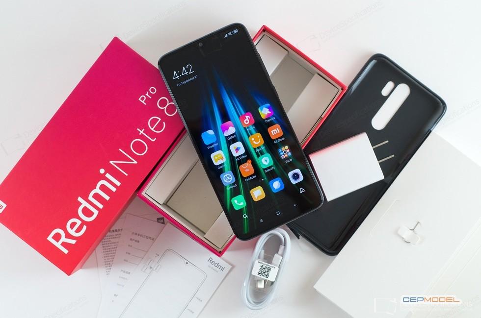 Redmi Note 8 Pro kutu icerigi - Xiaomi Redmi Note 8 Pro İnceleme