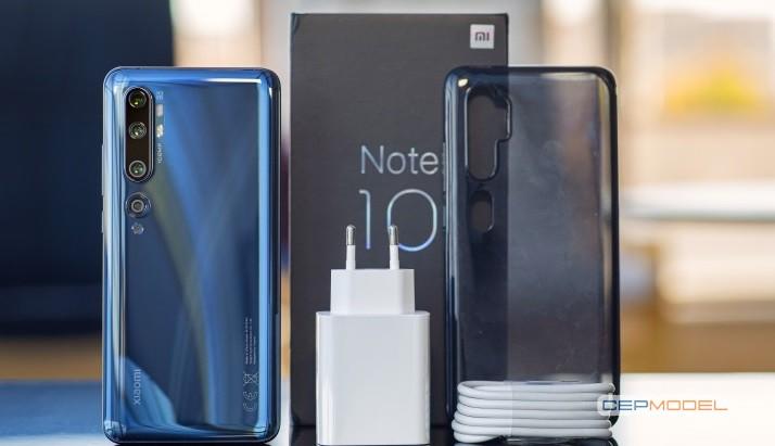 xiaomi mi note 10 kutu icerigi - Xiaomi Mi Note 10 İnceleme