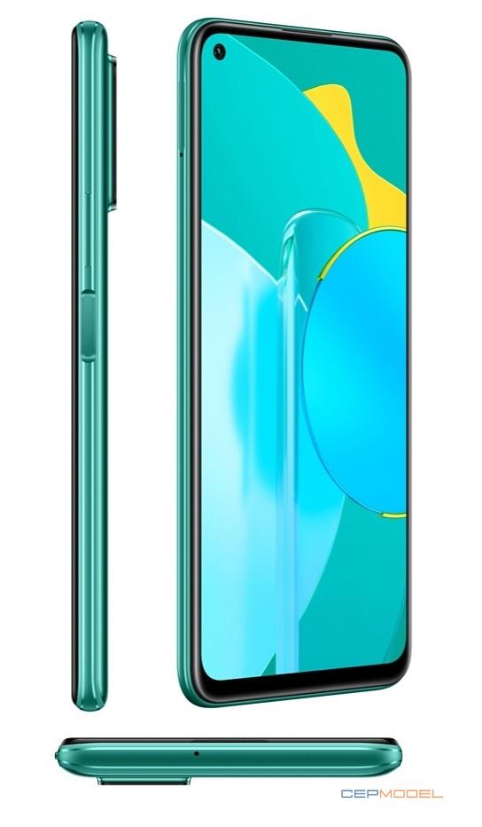 Honor 30S 1 - Kirin 820 5G Yongasetli Honor 30S Tanıtıldı