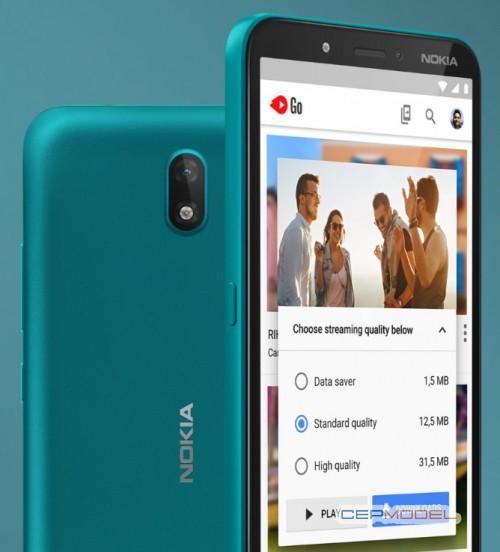 Nokia C2 2 - Android Go Destekli Nokia C2