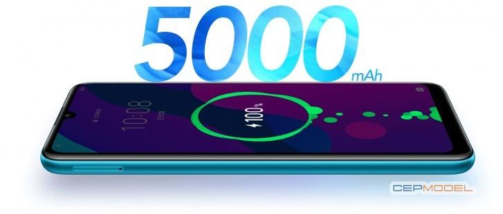 honor play 9a batarya - Honor Play 9A, 5.000 mAh Batarya ve Android 10 ile Tanıtıldı