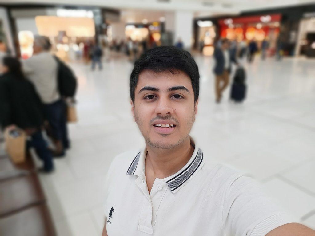 m31 selfie 1 1024x768 - Samsung Galaxy M31 İnceleme