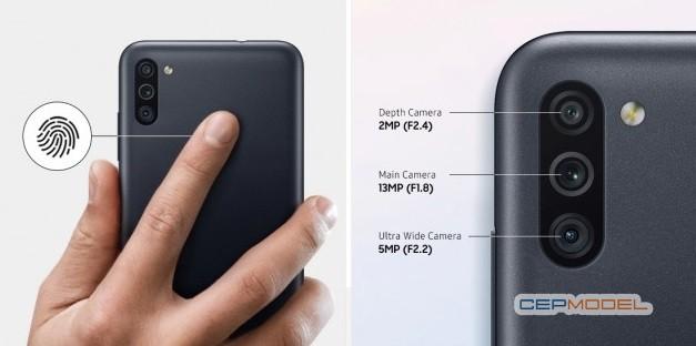 samsung galaxy m11 2 - Samsung Galaxy M11, Infinity-O Ekran ve Üçlü Kamera ile Duyuruldu