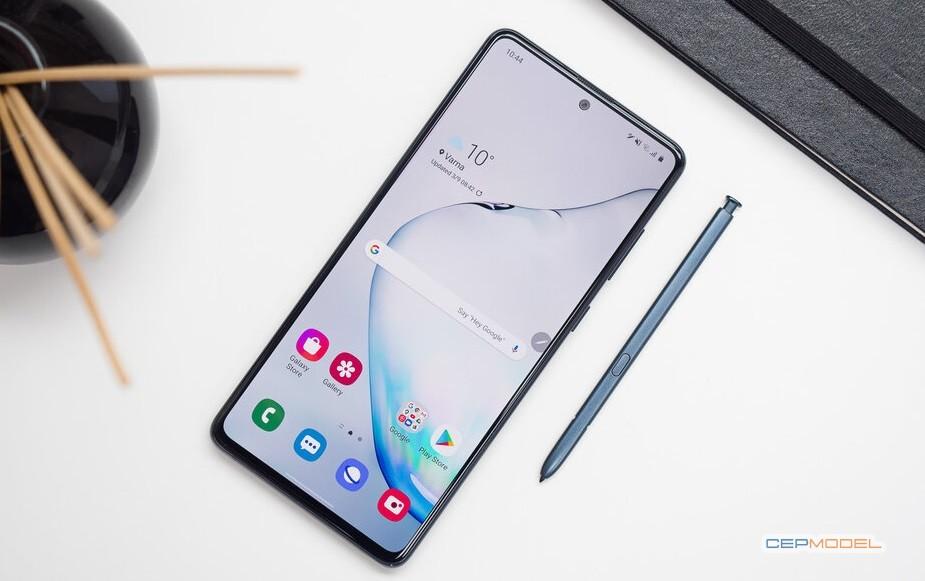 samsung galaxy note 10 lite inceleme 1 - Samsung Galaxy Note 10 Lite İnceleme