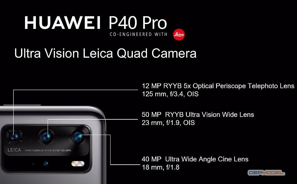 Huawei P40 Pro inceleme 8 - Huawei P40 Pro İnceleme