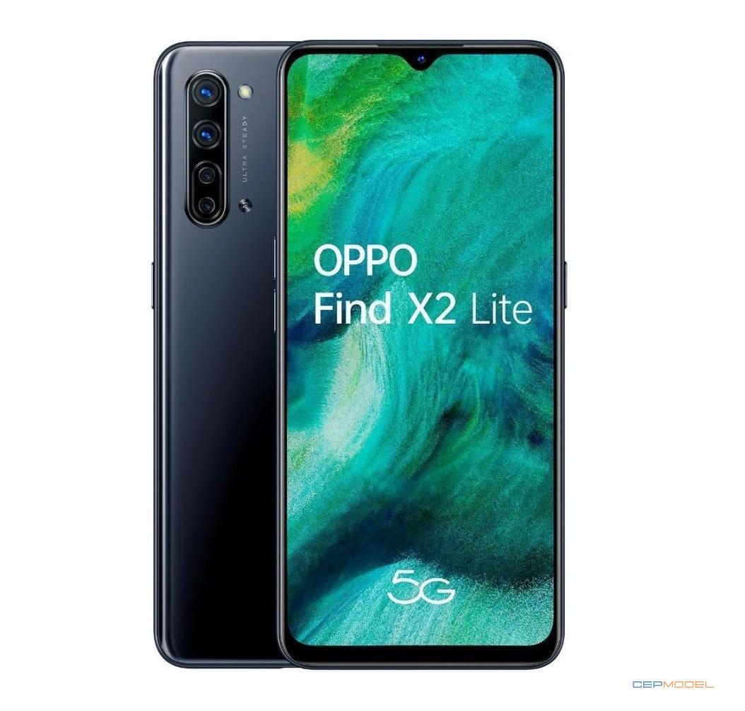 oppo find 2x lite telefon siyah - Oppo, 5G Destekli Find X2 Lite Modelini Tanıttı