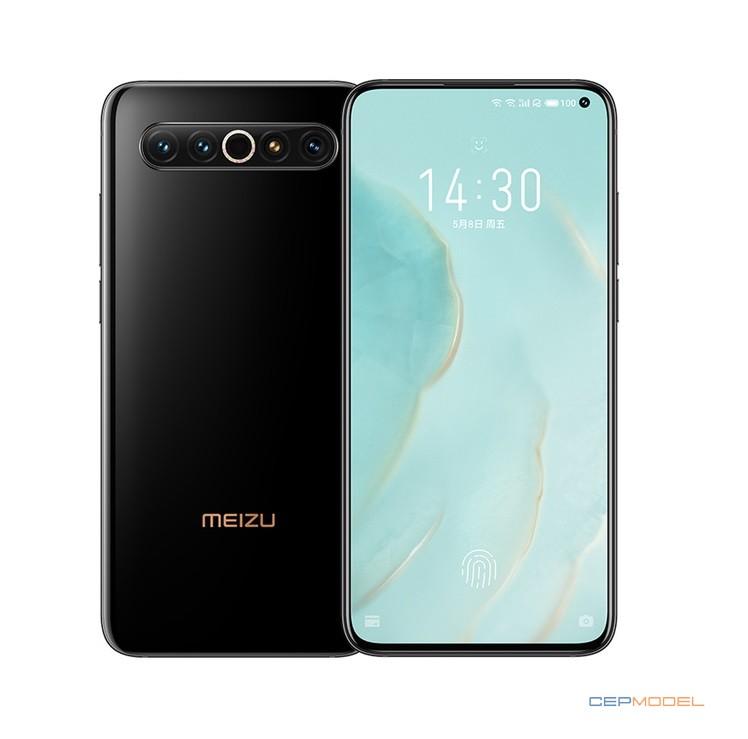 Meizu 17 Pro 1 - Meizu 17 ve 17 Pro: 6.6 inç Ekran, Dörtlü Kamera ve Snapdragon 865 ile Tanıtıldı