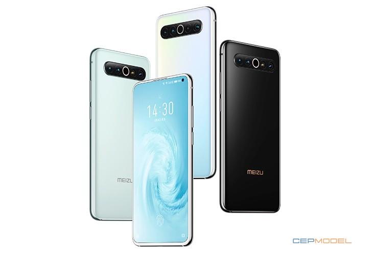 Meizu 17 Serisi - Meizu 17 ve 17 Pro: 6.6 inç Ekran, Dörtlü Kamera ve Snapdragon 865 ile Tanıtıldı