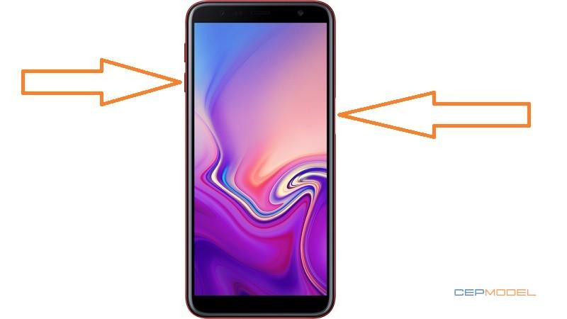 j6 ekran görüntüsü alma - Samsung Galaxy J6 Ekran Görüntüsü Nasıl Alınır