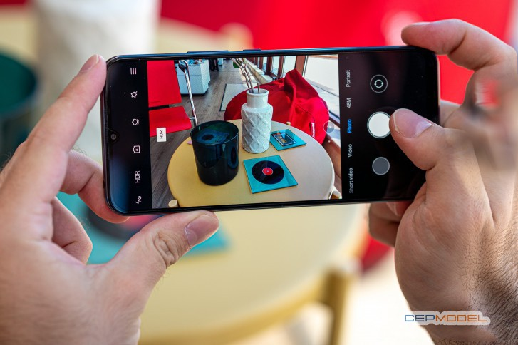 kamera - Xiaomi Mi 10 Lite 5G İnceleme