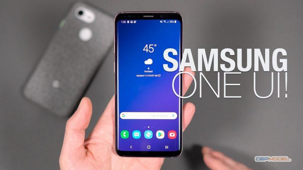 ic0 - Samsung One Ui Home Nedir?