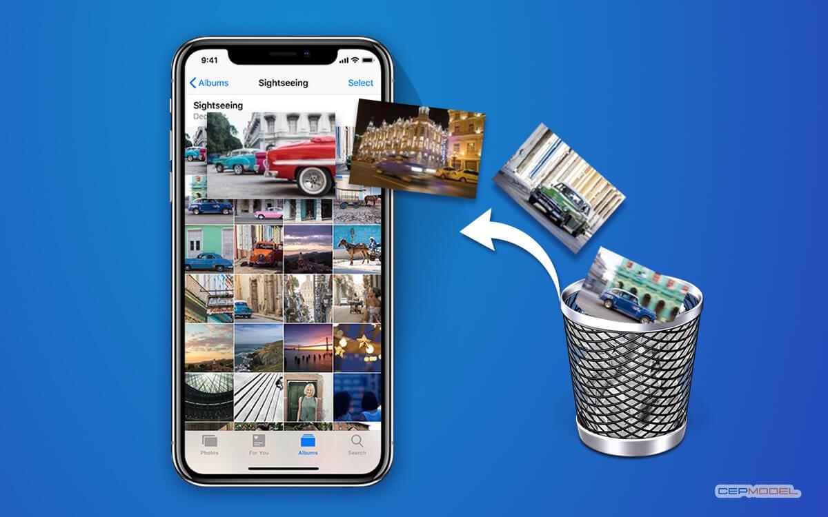 iphone 2 - Iphone Silinen Fotoğrafları Geri Getirme